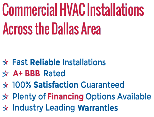 Commercial HVAC Installations
