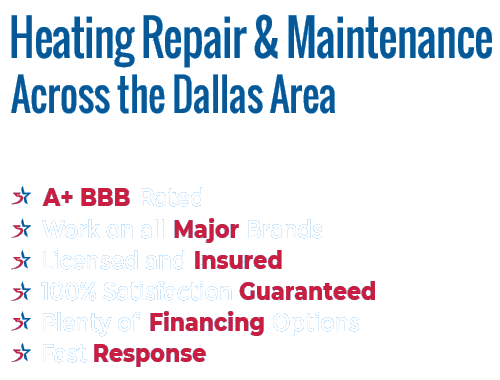 Residential Heating Repair & Maintenance
