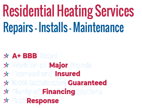 Residential Heating & Furnace Services