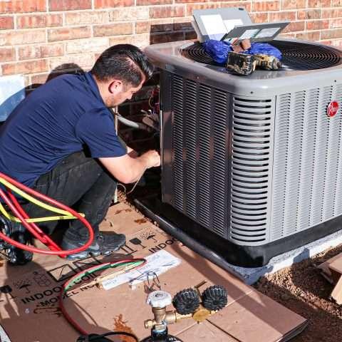 AC Repair Rowlett TX