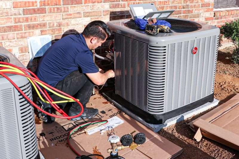 How to Find an Honest AC Repair Company Rowlett, TX